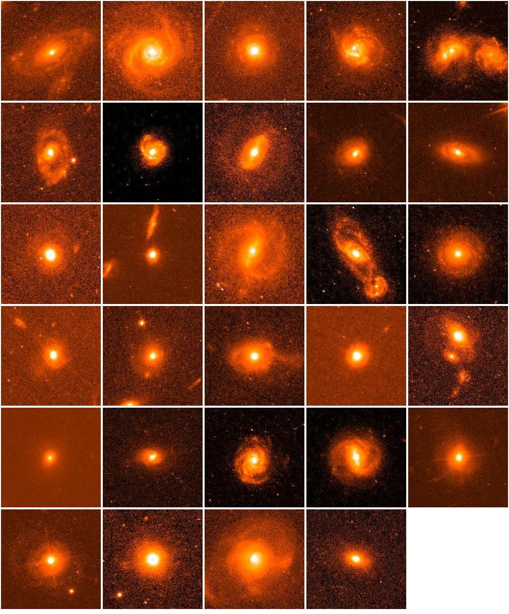 black holes in space in action - photo #21